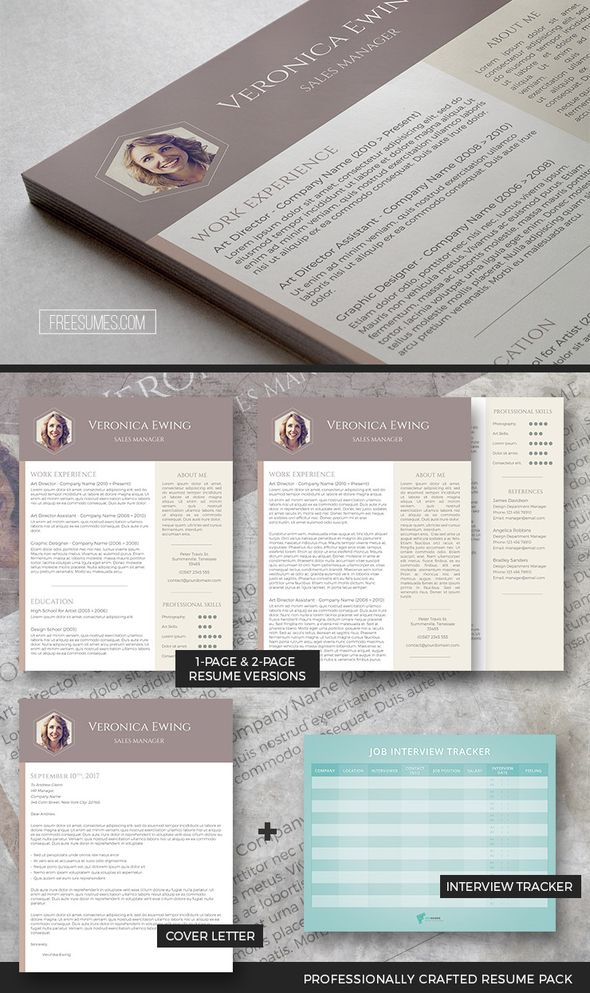 professional resume template set donwload resume - It Professional Resume Format